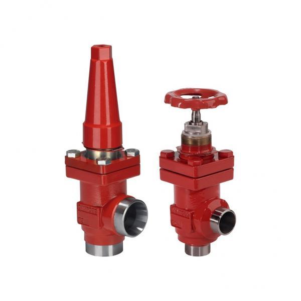 Danfoss Shut-off valves 148B4664 STC 150 M ANG  SHUT-OFF VALVE CAP #1 image