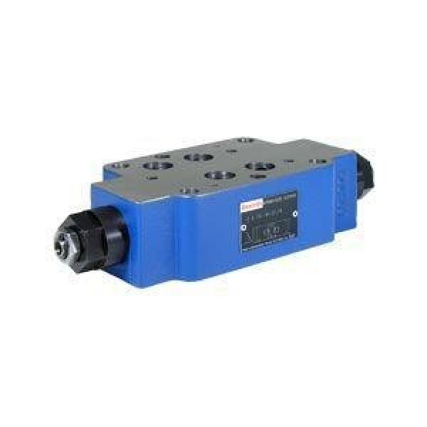 Rexroth HED4OH THROTTLE VALVE #1 image